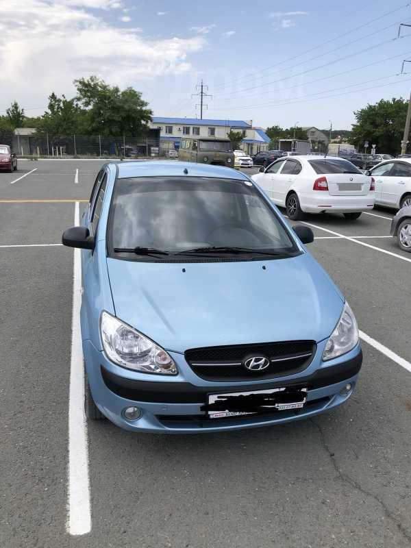 Hyundai Getz, 2008 год, 375 000 руб.