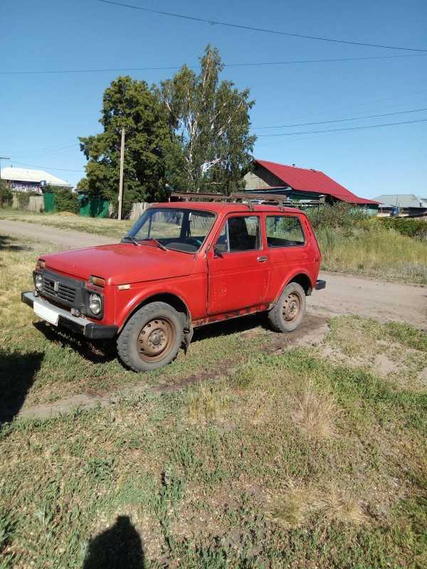Лада 4x4 2121 Нива, 1983 год, 60 000 руб.
