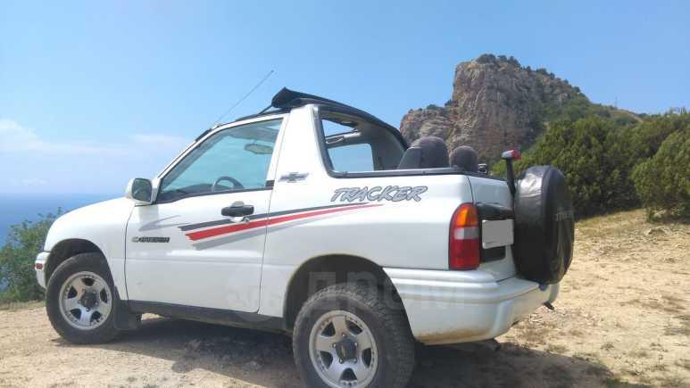 Chevrolet Tracker, 1999 год, 380 000 руб.