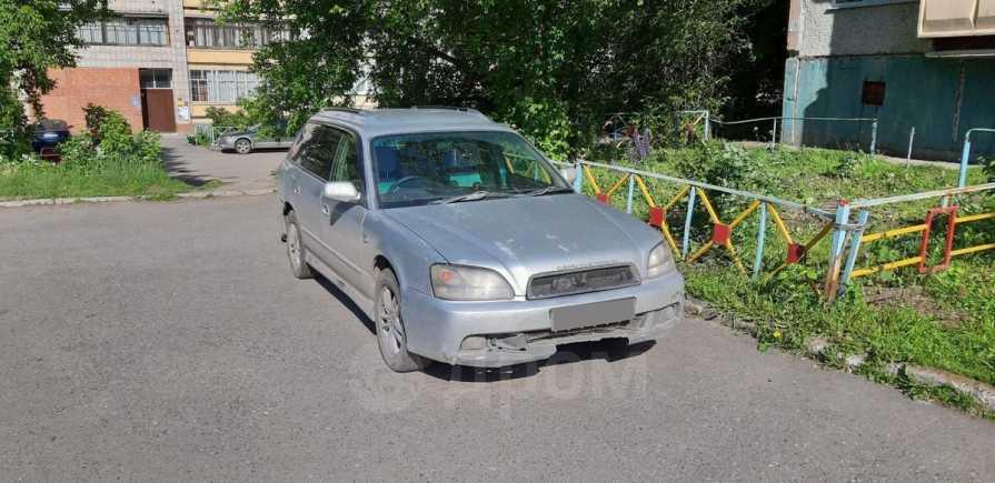 Subaru Legacy, 2002 год, 210 000 руб.