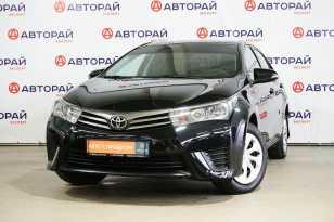 Ульяновск Corolla 2014