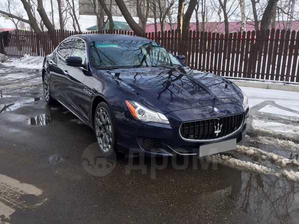 Maserati Quattroporte, 2013 год, 3 550 000 руб.
