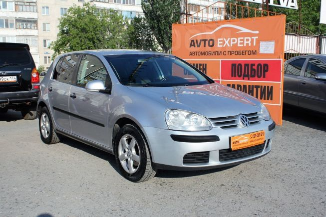 Volkswagen Golf, 2007 год, 349 998 руб.