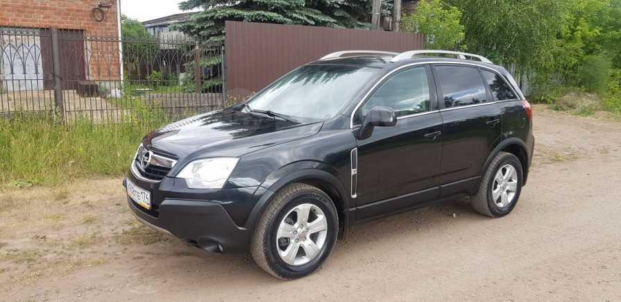 Opel Antara, 2011 год, 575 000 руб.