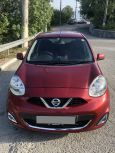 Nissan March, 2014 год, 480 000 руб.
