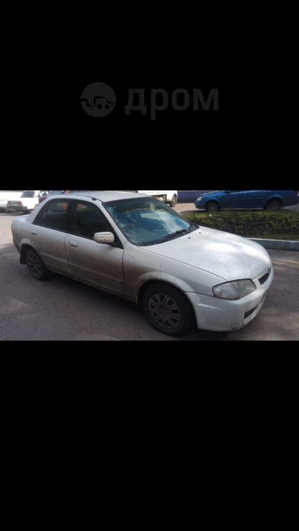 Mazda Familia, 1998 год, 100 000 руб.