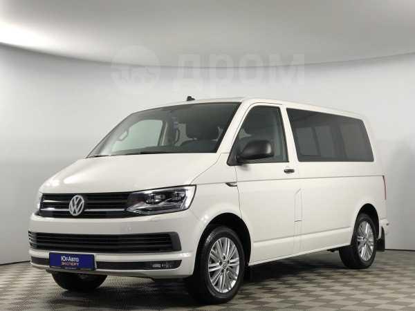 Volkswagen Multivan, 2018 год, 2 595 500 руб.