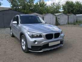 Омск BMW X1 2014