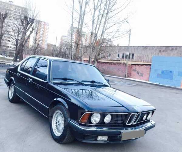 BMW 7-Series, 1985 год, 370 000 руб.