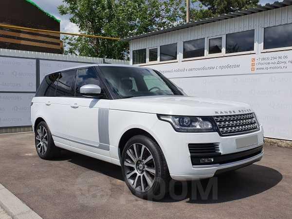 Land Rover Range Rover, 2015 год, 3 140 000 руб.
