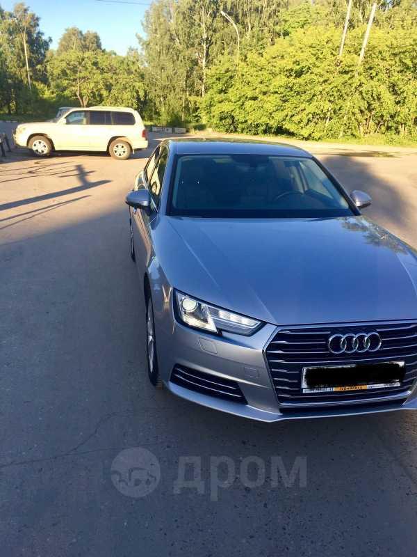 Audi A4, 2016 год, 1 380 000 руб.