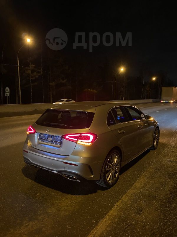 Mercedes-Benz A-Class, 2020 год, 2 050 000 руб.