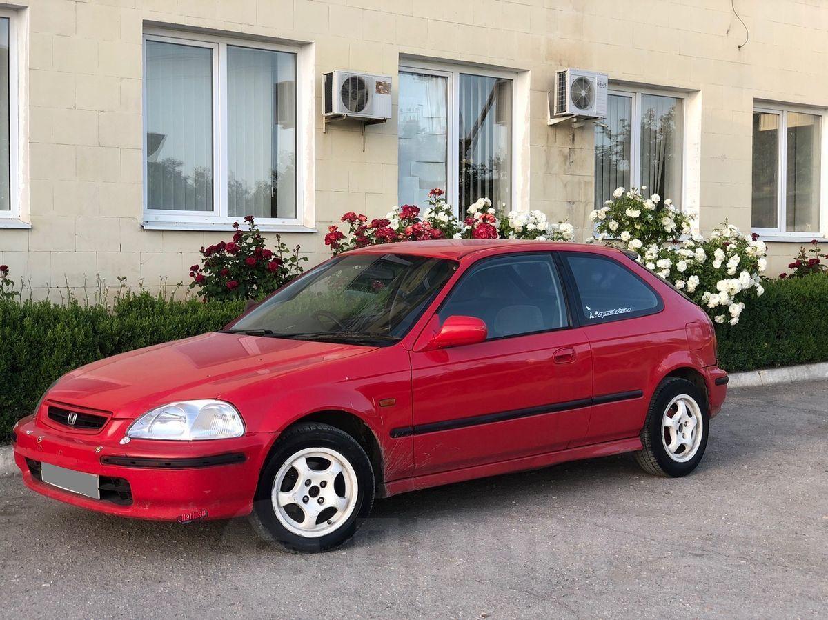 Продажа Хонда Цивик 1995 в Симферополе, Надежный ...  Хонда Цивик 1998 Хэтчбек