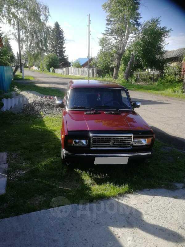 Лада 2107, 2011 год, 180 000 руб.