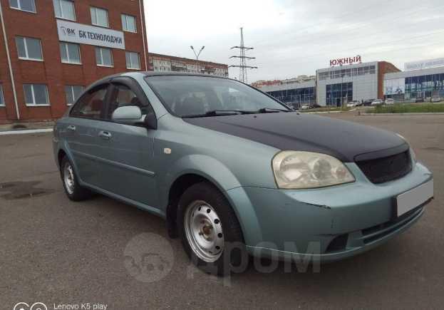 Chevrolet Lacetti, 2004 год, 135 000 руб.