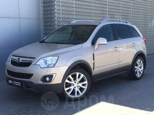 Opel Antara, 2012 год, 647 000 руб.