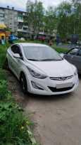 Hyundai Elantra, 2015 год, 550 000 руб.