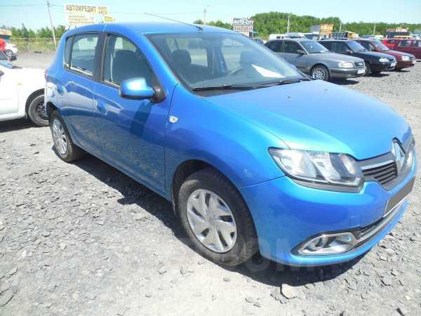 Renault Sandero, 2014 год, 365 000 руб.