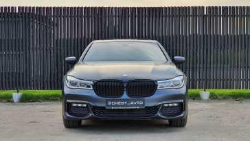 Москва BMW 7-Series 2016
