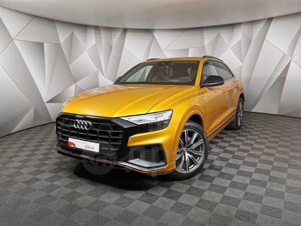 Audi Q8, 2018 год, 5 570 000 руб.