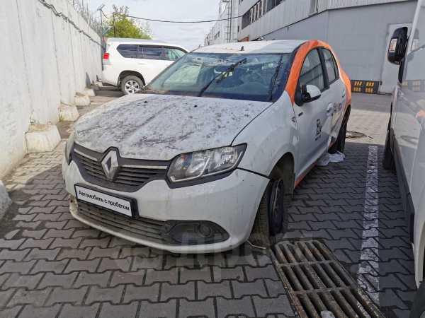 Renault Logan, 2017 год, 336 870 руб.