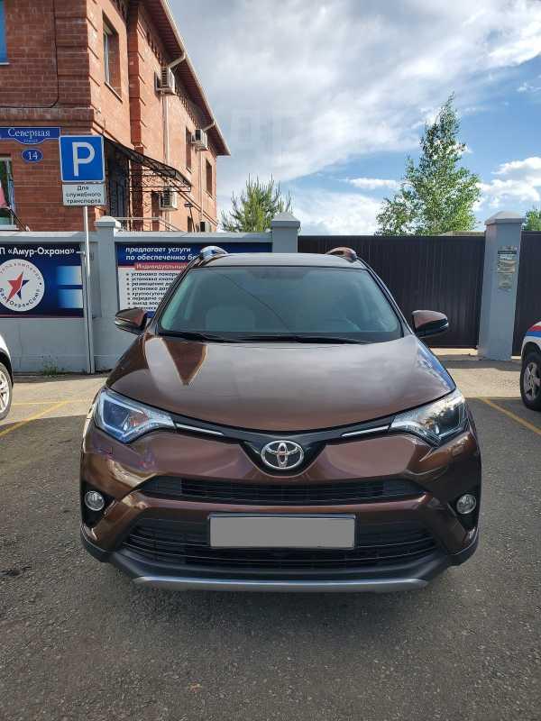 Toyota RAV4, 2016 год, 1 610 000 руб.