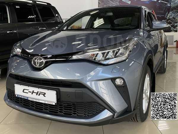 Toyota C-HR, 2020 год, 1 940 009 руб.