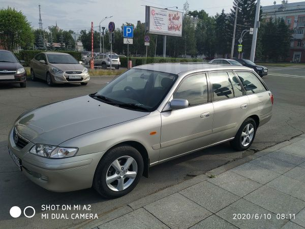 Mazda Capella, 2001 год, 299 000 руб.