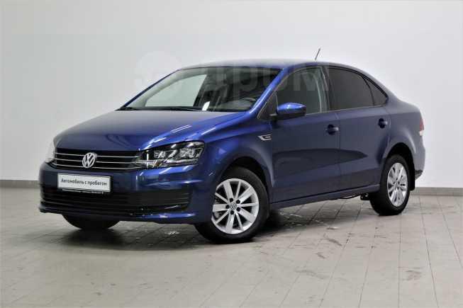 Volkswagen Polo, 2019 год, 885 000 руб.