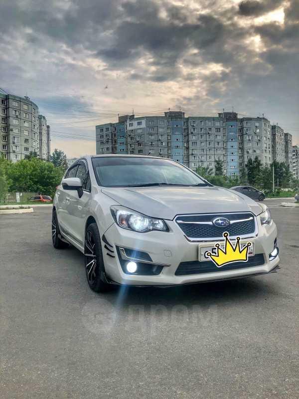 Subaru Impreza, 2015 год, 810 000 руб.