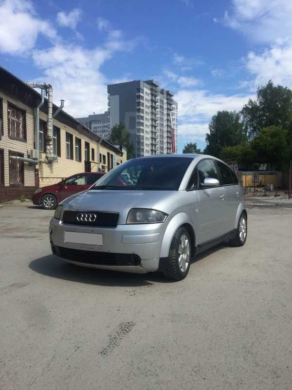 Audi A2, 2001 год, 400 000 руб.