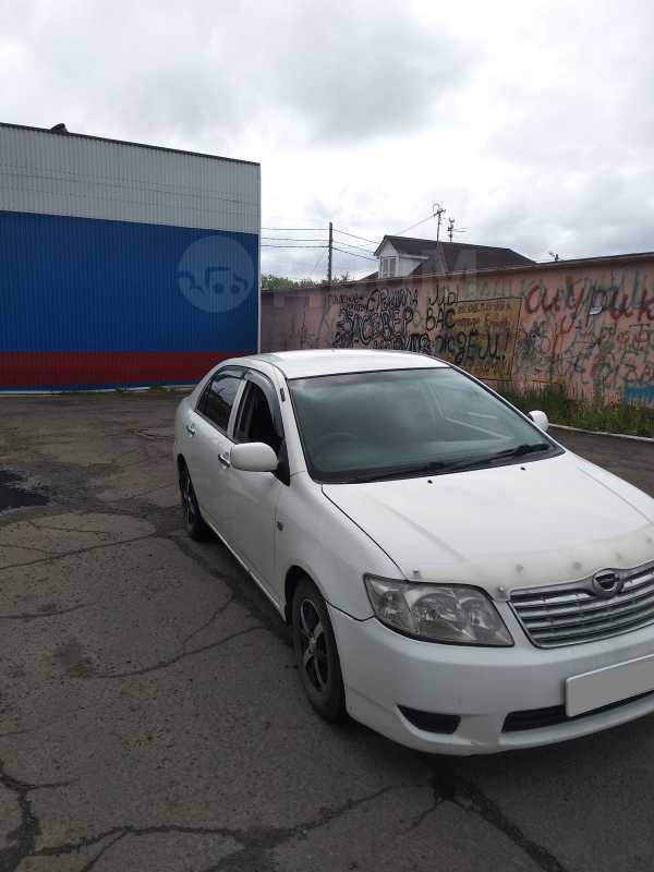 Toyota Corolla, 2005 год, 340 000 руб.