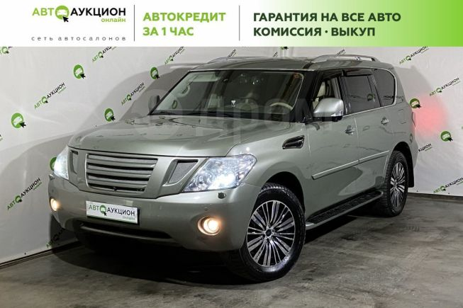 Nissan Patrol, 2010 год, 1 170 000 руб.