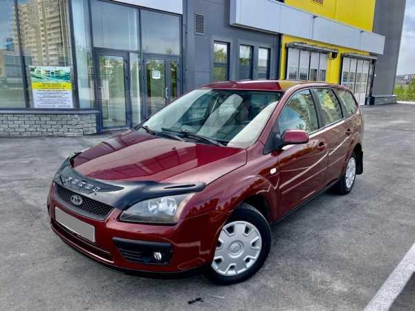Ford Focus, 2006 год, 278 000 руб.