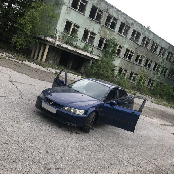 Honda Accord, 1997 год, 280 000 руб.