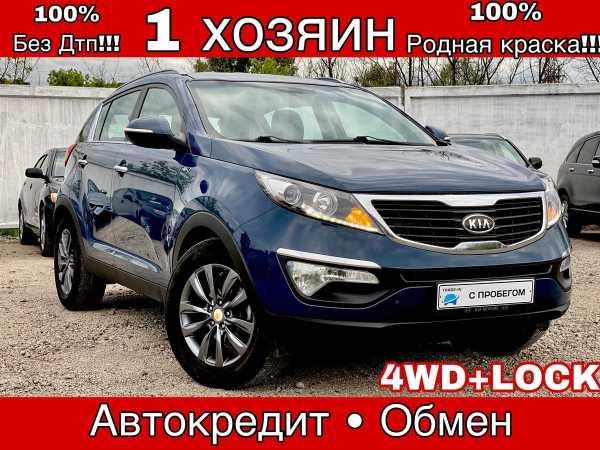 Kia Sportage, 2011 год, 839 900 руб.