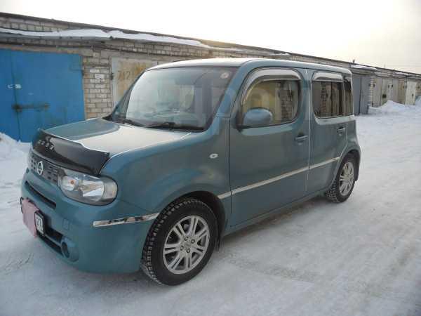 Nissan Cube, 2009 год, 325 000 руб.
