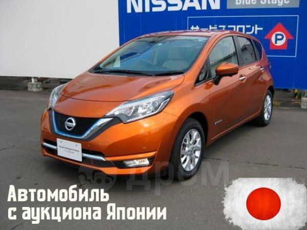 Nissan Note, 2017 год, 720 000 руб.