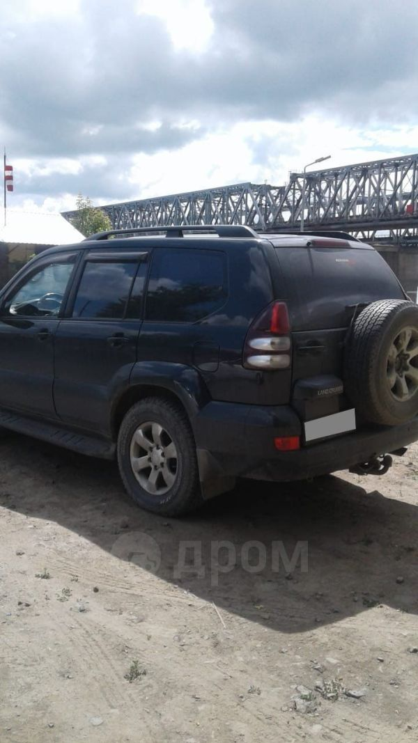 Toyota Land Cruiser Prado, 2003 год, 900 000 руб.