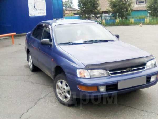 Toyota Carina E, 1997 год, 235 000 руб.