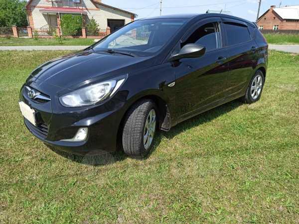 Hyundai Solaris, 2012 год, 455 000 руб.