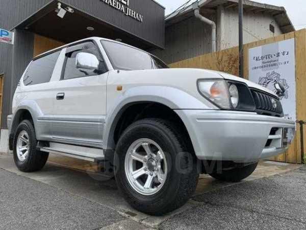 Toyota Land Cruiser Prado, 1997 год, 395 000 руб.