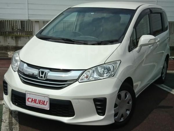 Honda Freed, 2016 год, 730 000 руб.