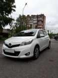 Toyota Vitz, 2013 год, 475 000 руб.