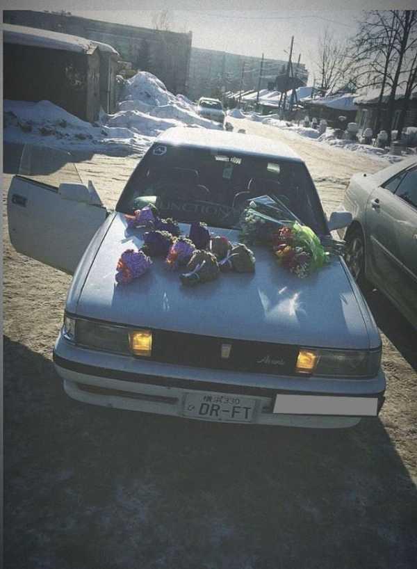 Toyota Chaser, 1990 год, 60 000 руб.