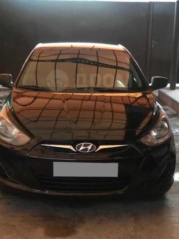 Hyundai Solaris, 2014 год, 450 000 руб.
