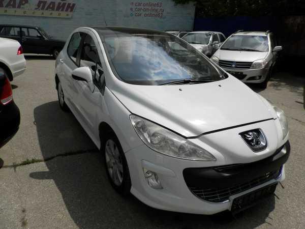 Peugeot 308, 2009 год, 310 000 руб.