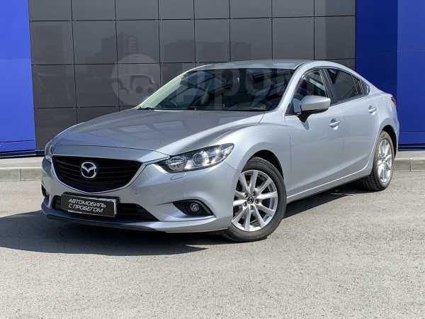 Mazda Mazda6, 2017 год, 1 359 000 руб.