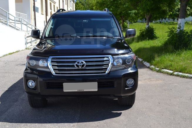 Toyota Land Cruiser, 2008 год, 1 608 000 руб.