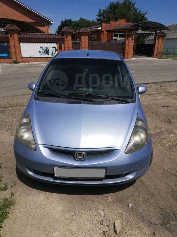 Honda Jazz, 2002 год, 205 000 руб.